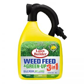 Scotts Lawn Builder Weed, Feed & Green Up  ] 9311105006943 - Flower Power