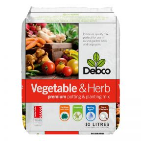 Debco Vegetable & Herb Premium Potting & Planting Mix