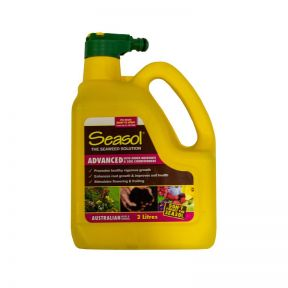 Seasol Boosted with Powerfeed Hose-On