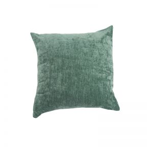 Madras Link Brooklyn Teal Chenille Cushion