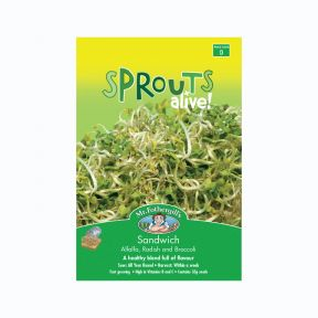 Mr Fothergill's Sprouts Alive Sandwich Mix