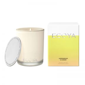 Ecoya Lemongrass & Ginger Madison Jar