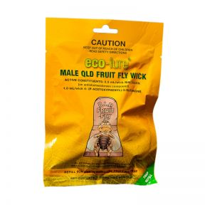 Eco-Lure Male Queensland Fruit Fly Wick