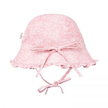 Bell Hat Mae Blush