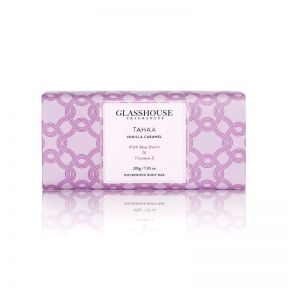 Glasshouse Tahaa Vanilla Caramel 250g Body Bar