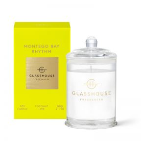 Glasshouse Mini Candle Montego Bay Rhythm
