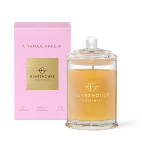 Glasshouse Mini Candle A Tahaa Affair