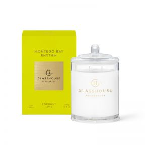 Glasshouse Candle Montego Bay Rhythm