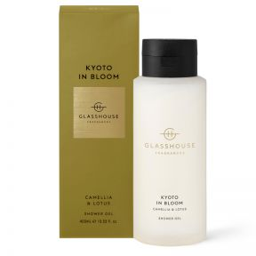 Glasshouse Shower Gel Kyoto in Bloom