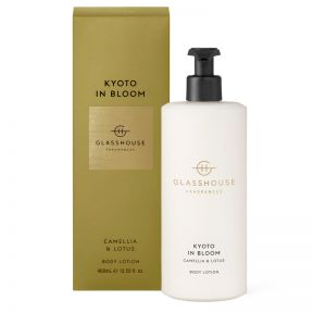 Glasshouse Body Lotion Kyoto in Bloom