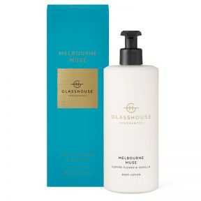 Glasshouse Body Lotion Melbourne Muse