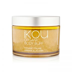 iKOU Italian Orange Body Buff