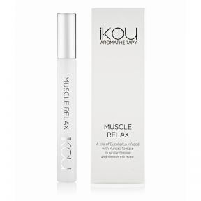 iKOU Muscle Relax Aromatherapy Roll-On