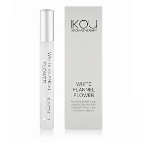 iKOU White Flannel Flower Aromatherapy Roll-On