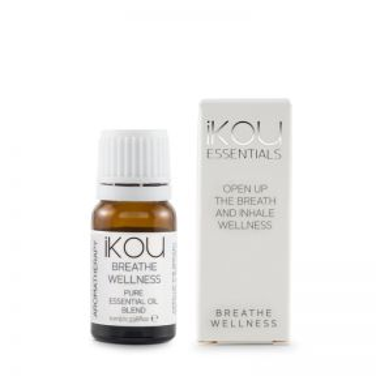 iKOU Breathe Wellness Essential Oil