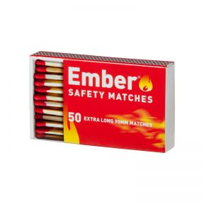 Ember Safety Matches  ] 9342937003237 - Flower Power