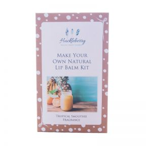 Make Your Own Lip Balm - Tropical Smoothie