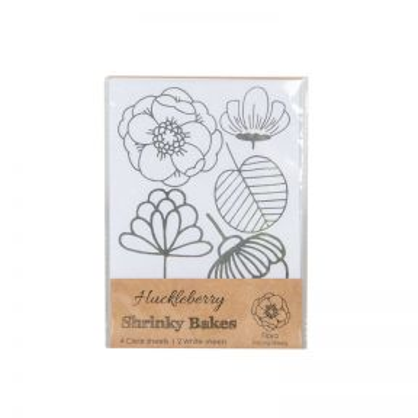 Shrinky Bakes Flora