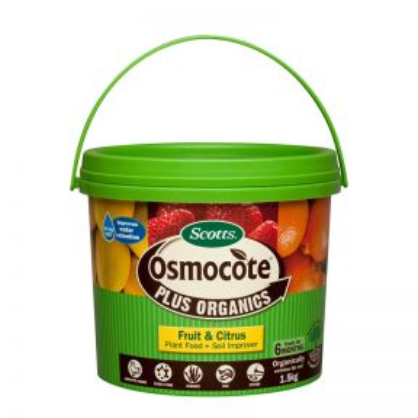 Osmocote® Plus Organics Fruit & Citrus Plant Food & Soil Improver