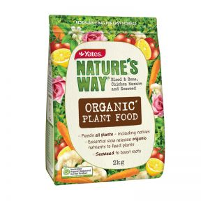 Nature s Way Organic Plant Food