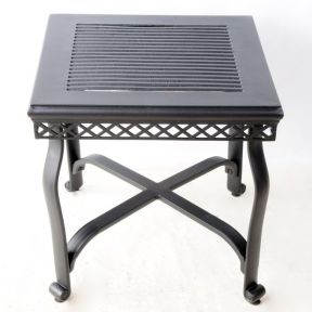 FP Collection Carmel Outdoor Side Table