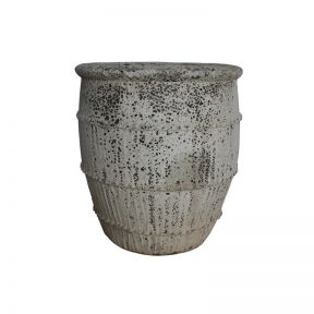 FP Collection Atlantis Beehive Cylinder Planter