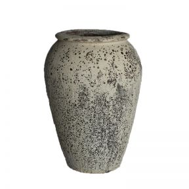 FP Collection Atlantis Egg Jar With Lip