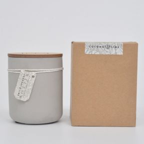 FP Collection Willow Coconut & Lime 10oz Candle