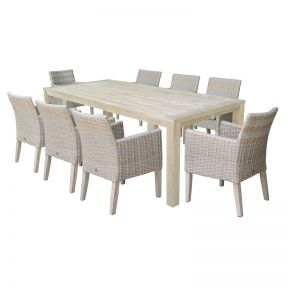 FP Collection Dune Outdoor Dining Chair