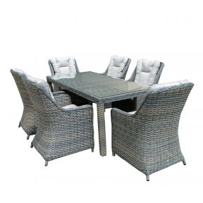FP Collection Somerset Outdoor Dining Setting