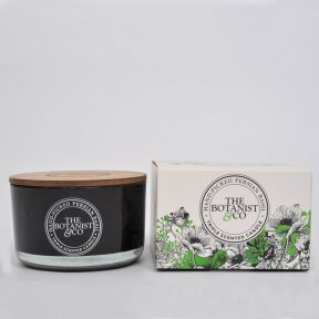 The Botanist & Co Hand-Picked Persian Basil 17oz Candle