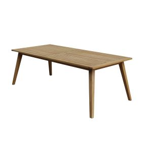 FP Collection Leura Dining Timber Table