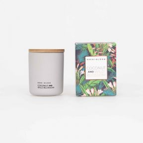 FP Collection Seed+Bloom Coconut & Wild Blossom Candle