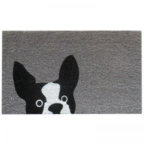 FP Collection Door Mat Frenchie