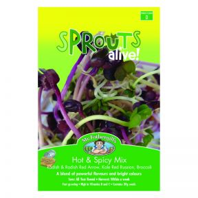 Mr Fothergill's Sprouts Alive Hot & Spicy Mix