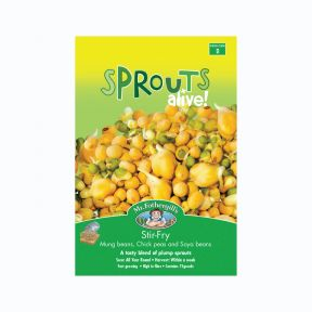 Mr Fothergill's Sprouts Alive Stir-Fry Mix