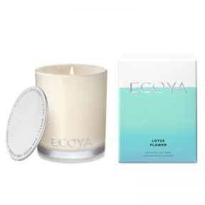Ecoya Lotus Flower Mini Madison Jar
