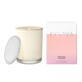 Ecoya Sweet Pea & Jasmine Madison Jar
