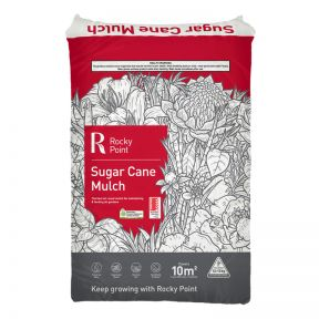 Rocky Point Organic Sugar Cane Mulch