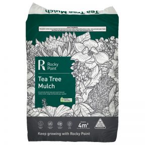 Rocky Point Organic Tea Tree Mulch