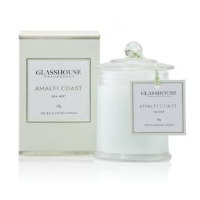 Glasshouse Amalfi Coast Sea Mist 60g Candle