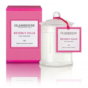 Glasshouse Beverly Hills Pink Lemonade 60g Candle