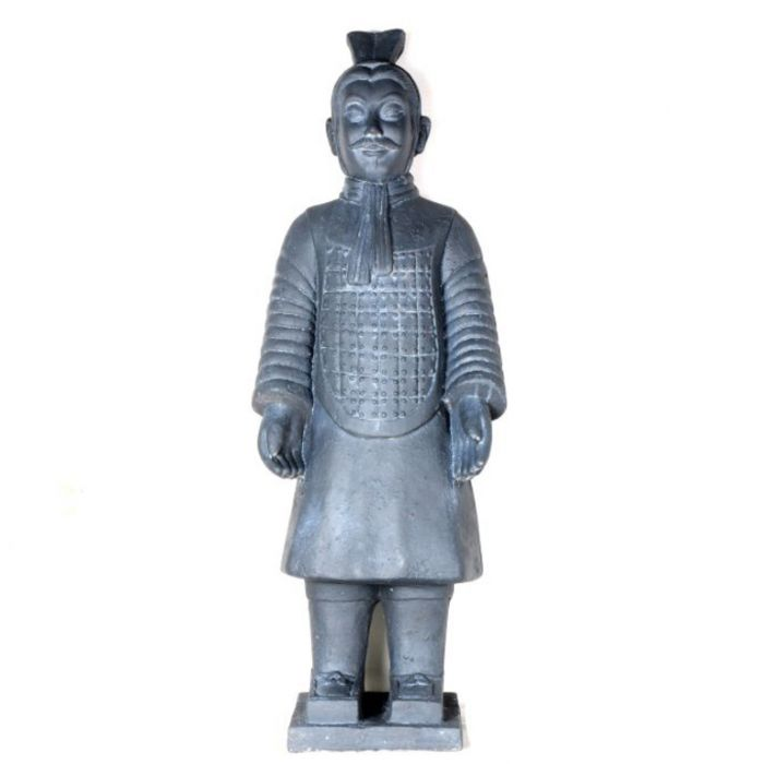 FP Collection Standing Warrior Statue color No 151586