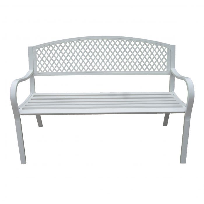 FP Collection Maui Outdoor 2 Seater Bench color No 163257