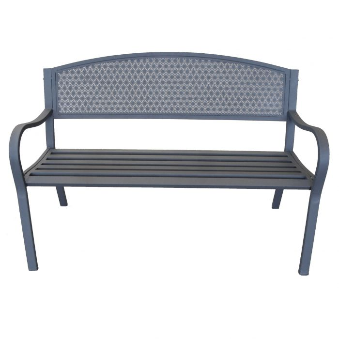 FP Collection Coble Outdoor 2 Seater Bench color No 164473P