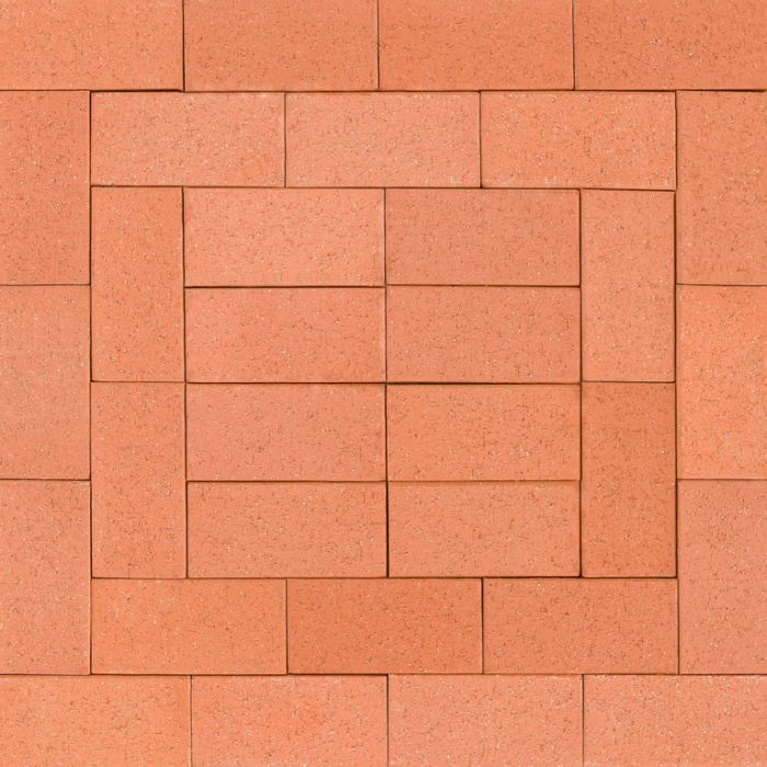 Paradise Clay Pavers color No 173244