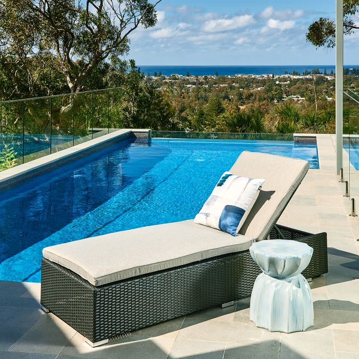 FP Collection Poolside Outdoor Sun Lounge color No 174047