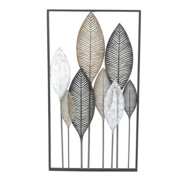 FP Collection Austin Leaves Metal Wall Art color No 174173