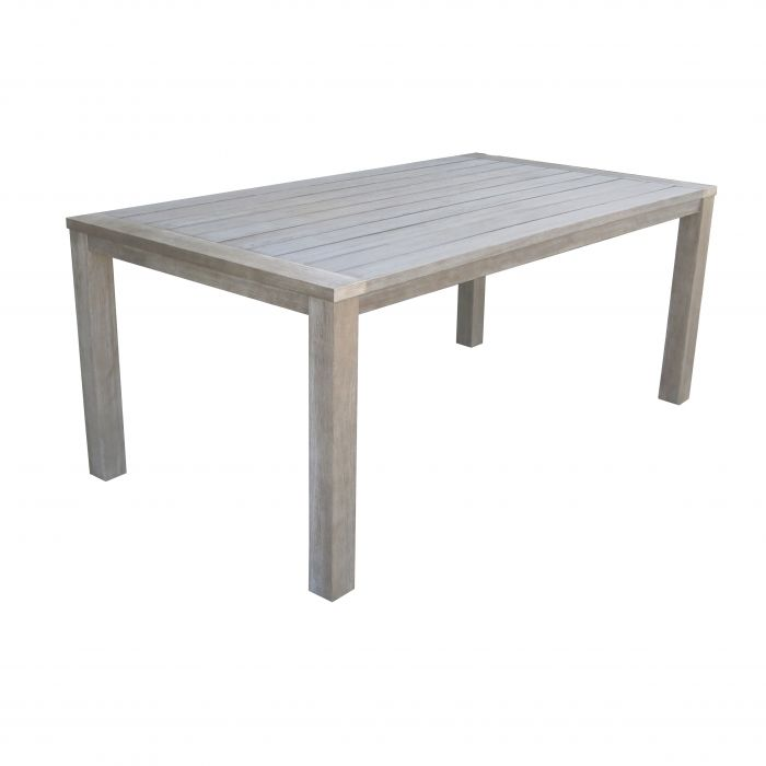FP Collection Dune Outdoor Dining Table color No 175006