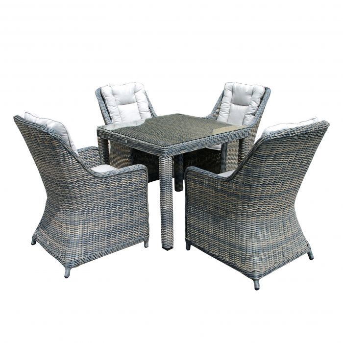 FP Collection Somerset Outdoor Dining Setting  No] 175030 - Flower Power